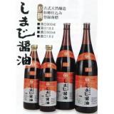 しまじ醤油 古式天然醸造