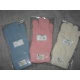 シルク紬手袋